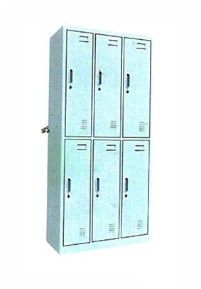 YH-33六门更衣柜